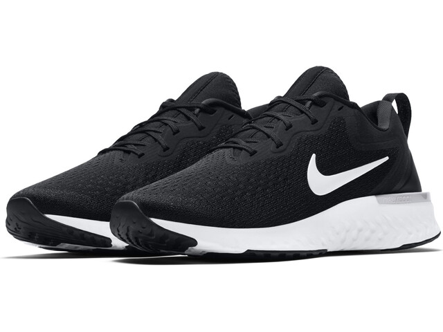 Nike Odyssey React Shoes Men black/white-wolf grey